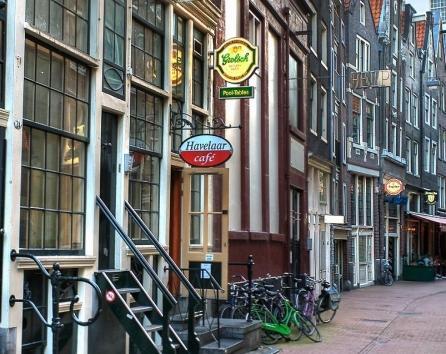 street view amsterdam apartment