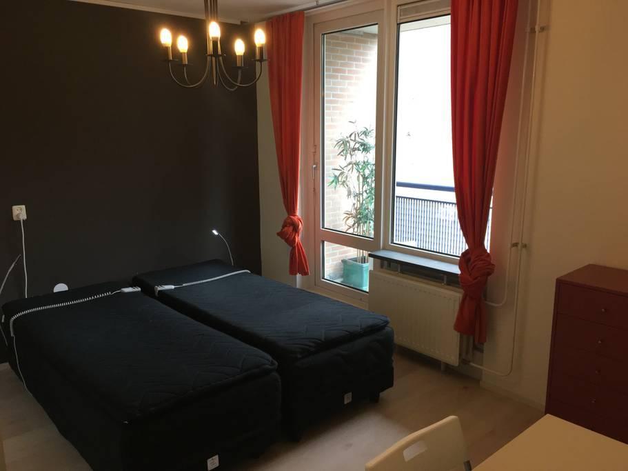 Nice apartment next to park photo 656732